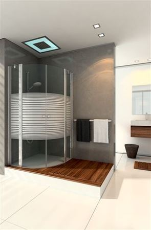 מקלחונים עגולים