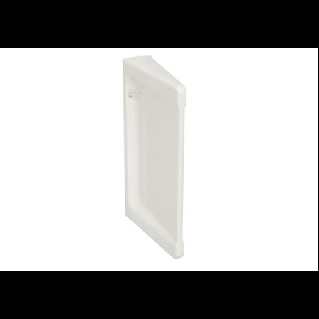 תמונה של ארכיטקט מחיצה מלבנית למשתנה לבן 60*39