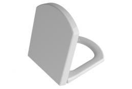תמונה של נואבה מושב אסלה לבן צ.מתכת