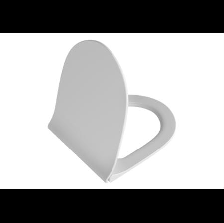 תמונה של סנטו/בלה מושב אסלה לבן דק ס.שקטה