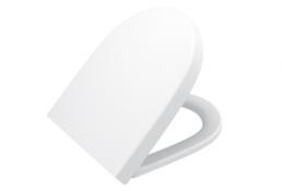תמונה של סנטו/בלה מושב אסלה לבן צ.מתכת