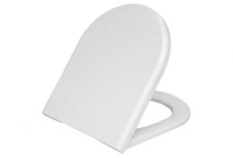תמונה של פורם 300 מושב אסלה לבן צ.מתכת