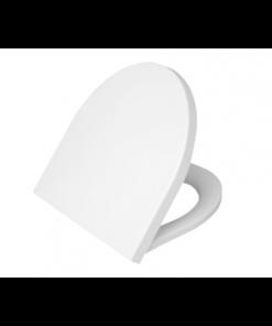 תמונה של פורם 500 מושב אסלה לבן צ.מתכת