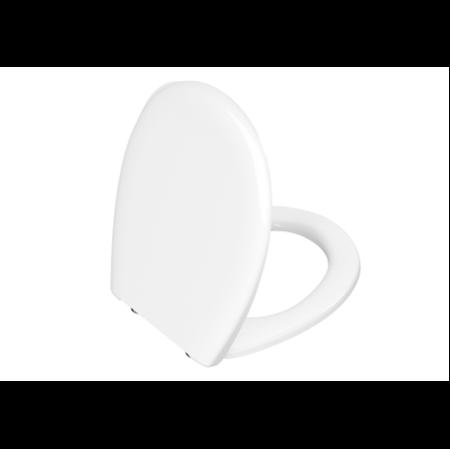 תמונה של קונפורמה מושב אסלה צ.מתכת לבן