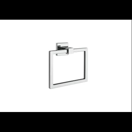 תמונה של קיו ליין טבעת למגבת ניקל
