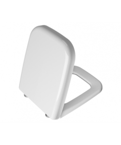 תמונה של שיפט מושב אסלה לבן צ.מתכת