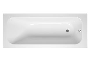 אמבטיות מלבניות